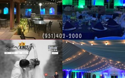 Featuring Wedding Lighting We Installed In July 2017